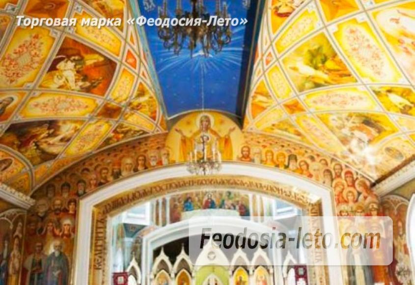 Церковь Всех Святых в Феодосии - фотография № 12
