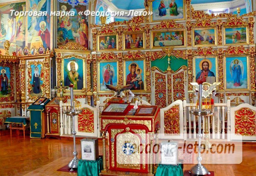 Храм Святой Екатерины в Феодосии - фотография № 12