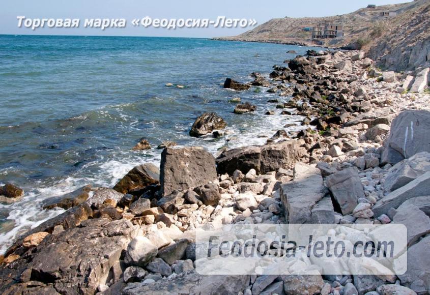 Экскурсии в Феодосии. Маяк и бухты - фотография № 12