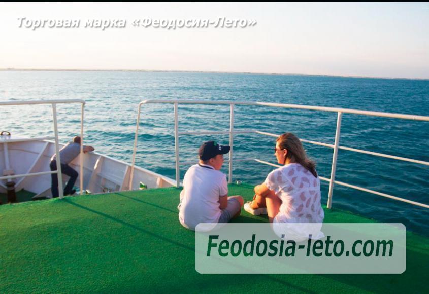 Морские экскурсии в Феодосии - фотография № 14