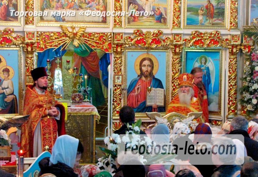 Храм Святой Екатерины в Феодосии - фотография № 13