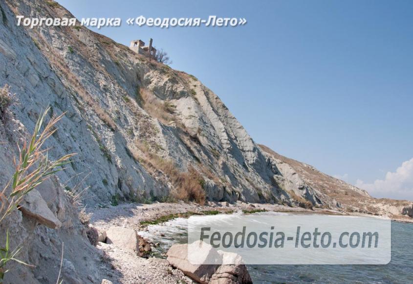 Экскурсии в Феодосии. Маяк и бухты - фотография № 13