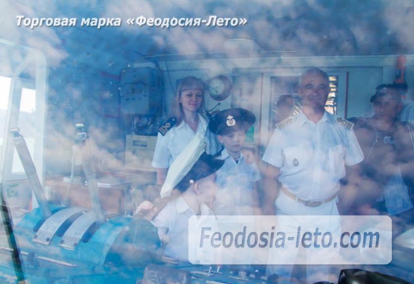 Морские экскурсии в Феодосии - фотография № 15