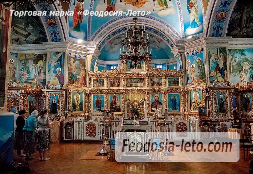 Храм Святой Екатерины в Феодосии - фотография № 15