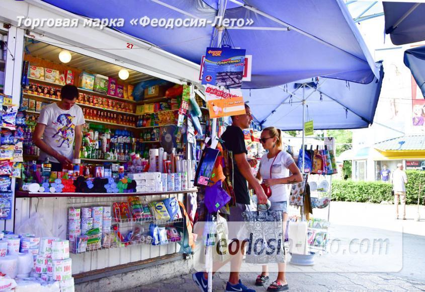 Центральный рынок Феодосии - фотография № 15