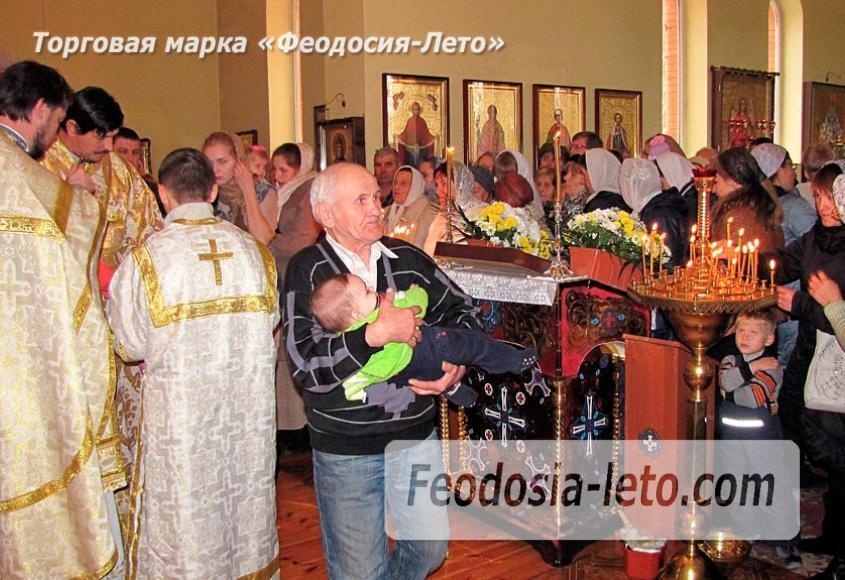 Храм Архистратига Михаила в Феодосии - фотография № 20