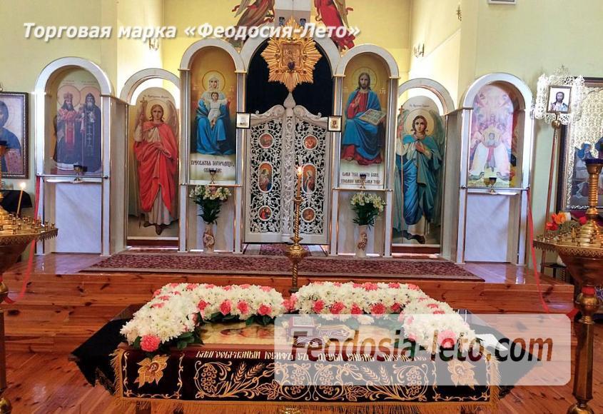 Храм Архистратига Михаила в Феодосии - фотография № 21
