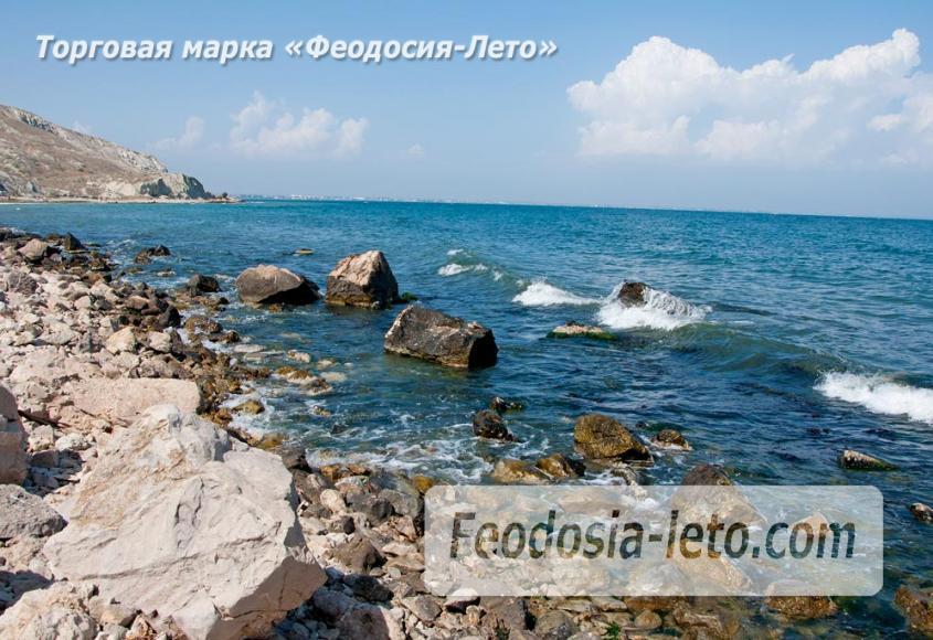 Экскурсии в Феодосии. Маяк и бухты - фотография № 18