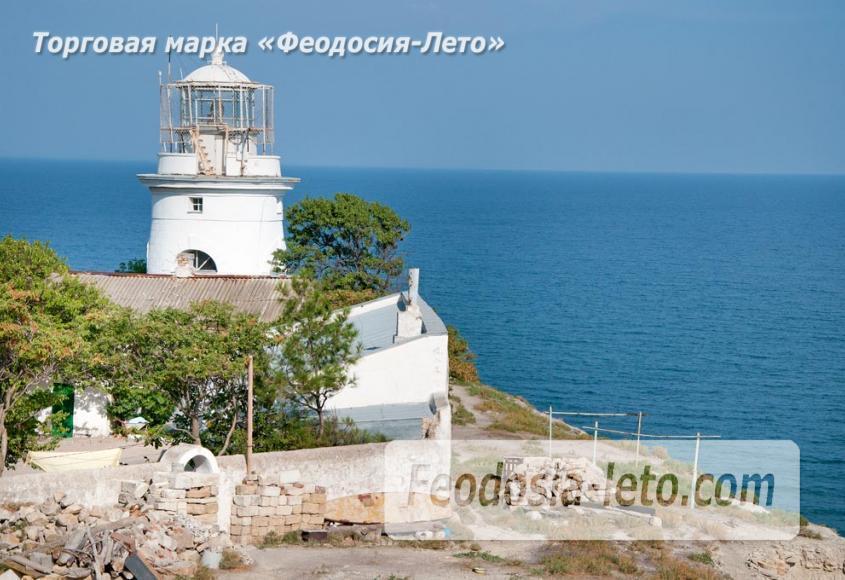Экскурсии в Феодосии. Маяк и бухты - фотография № 1