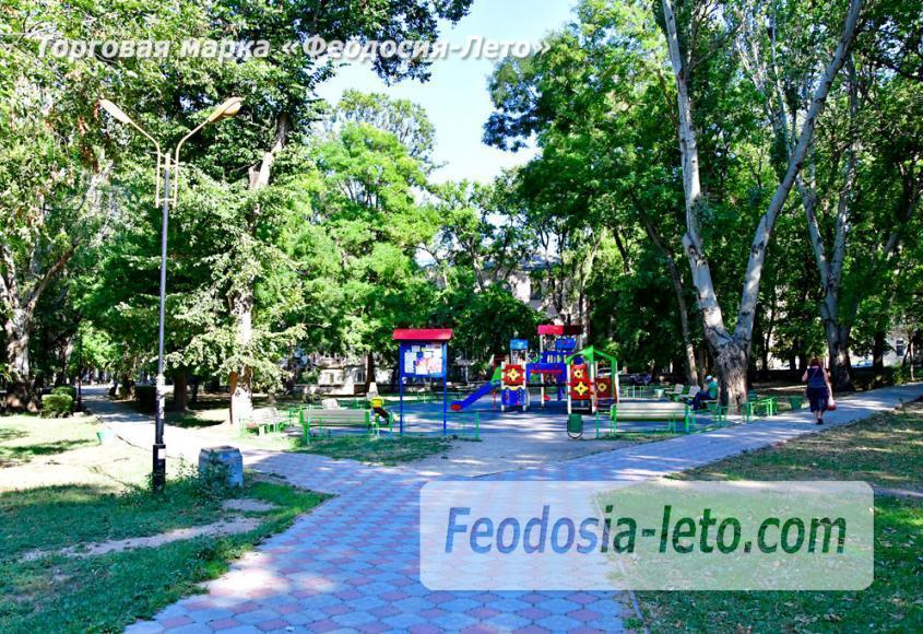 Парки Феодосии - Морсад - фотография № 1