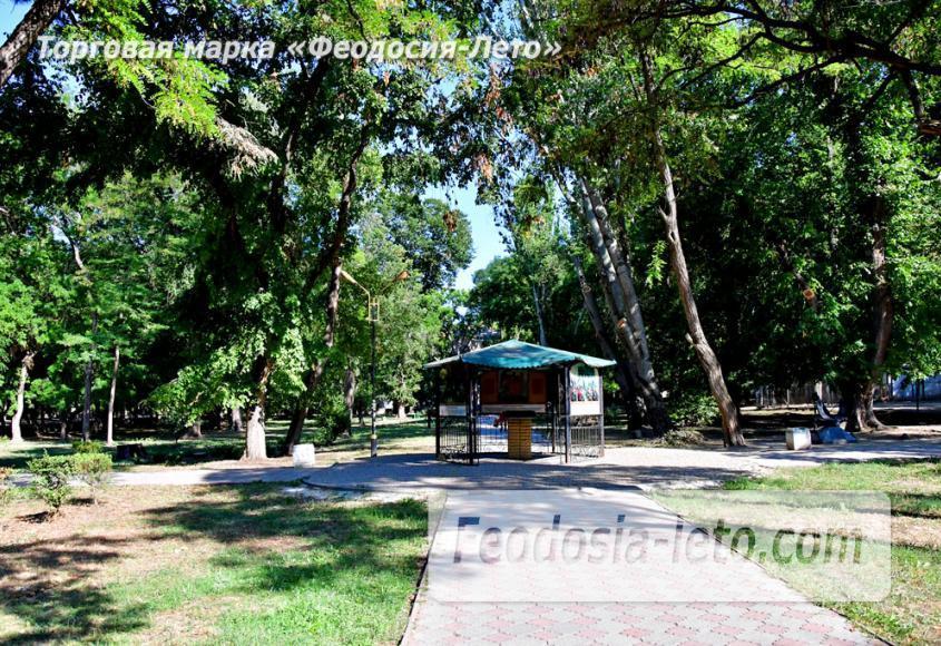 Парки Феодосии - Морсад - фотография № 3