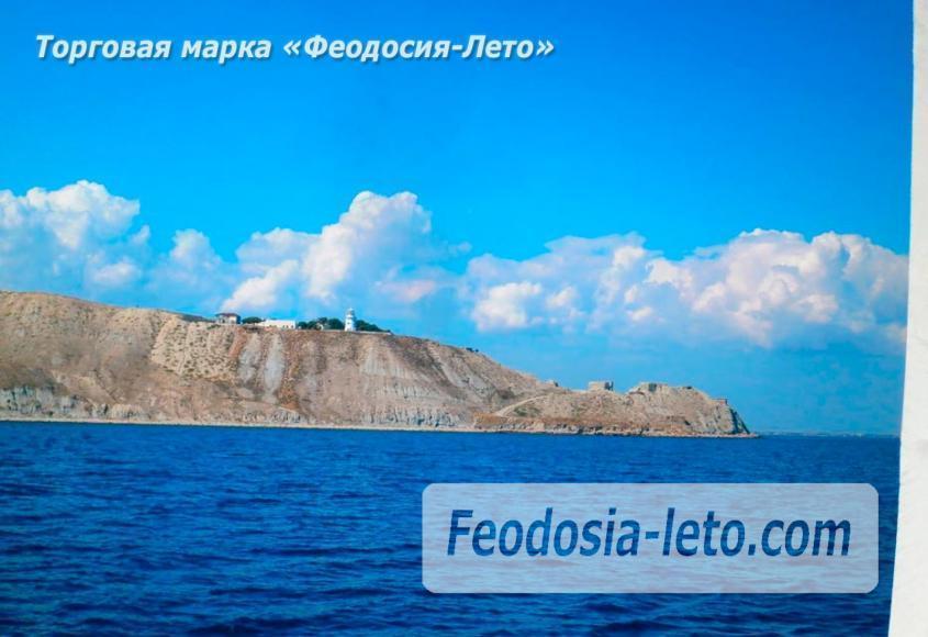 Морские экскурсии в Феодосии - фотография № 21