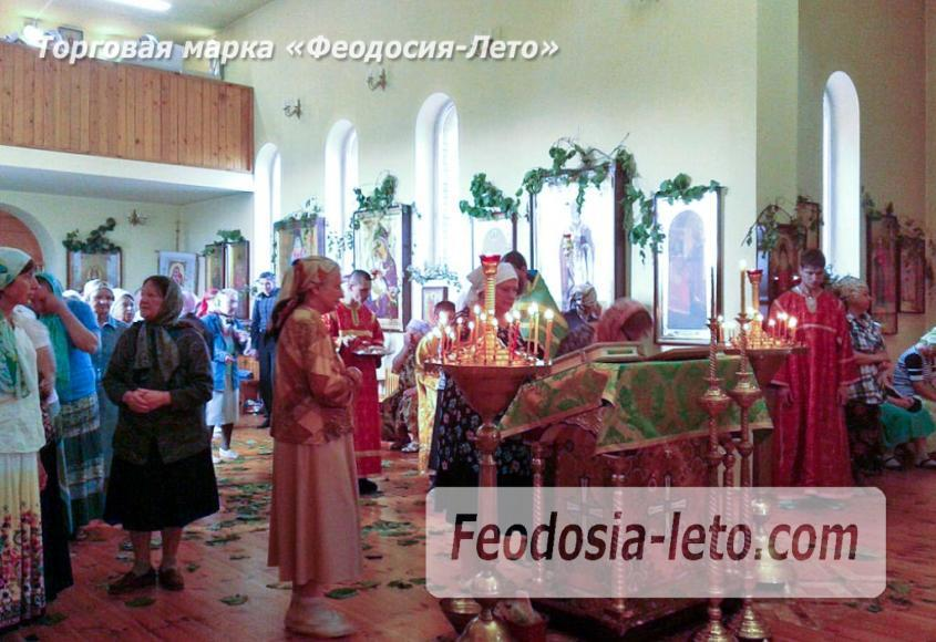 Храм Архистратига Михаила в Феодосии - фотография № 23