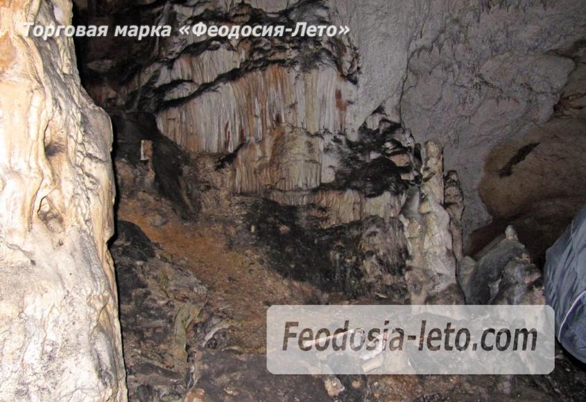 Феодосия экскурсии. Мраморные пещеры - фотография № 19