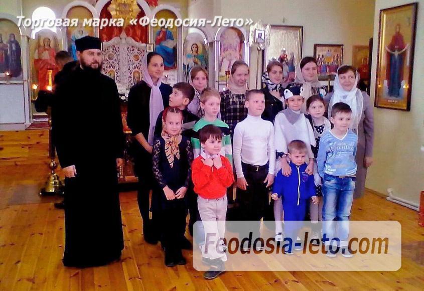 Храм Архистратига Михаила в Феодосии - фотография № 26