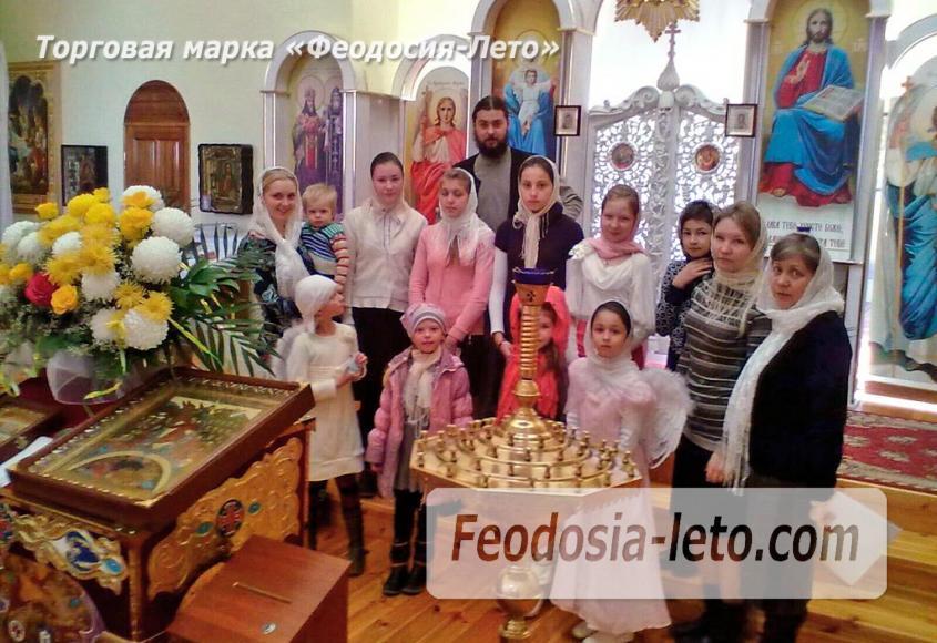 Храм Архистратига Михаила в Феодосии - фотография № 27