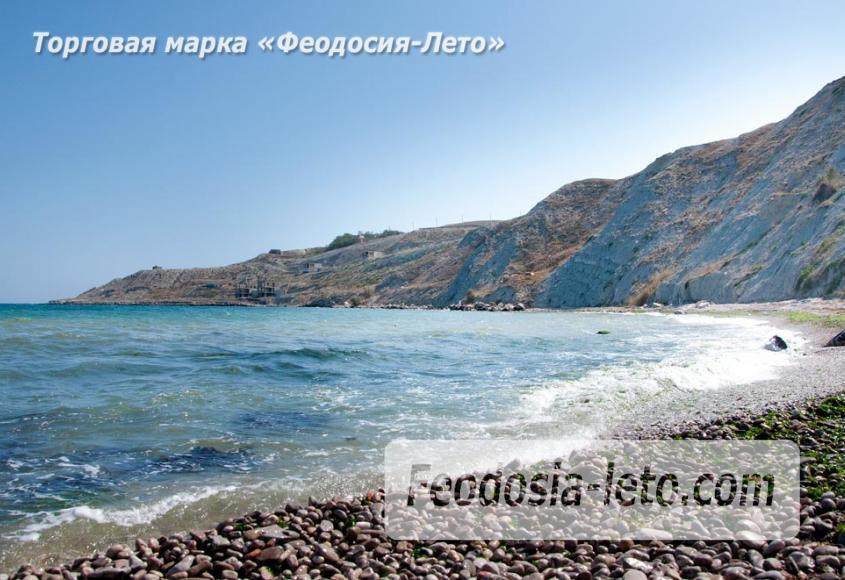 Экскурсии в Феодосии. Маяк и бухты - фотография № 25