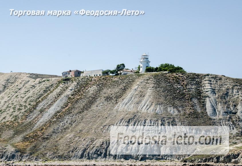 Морские экскурсии в Феодосии - фотография № 27