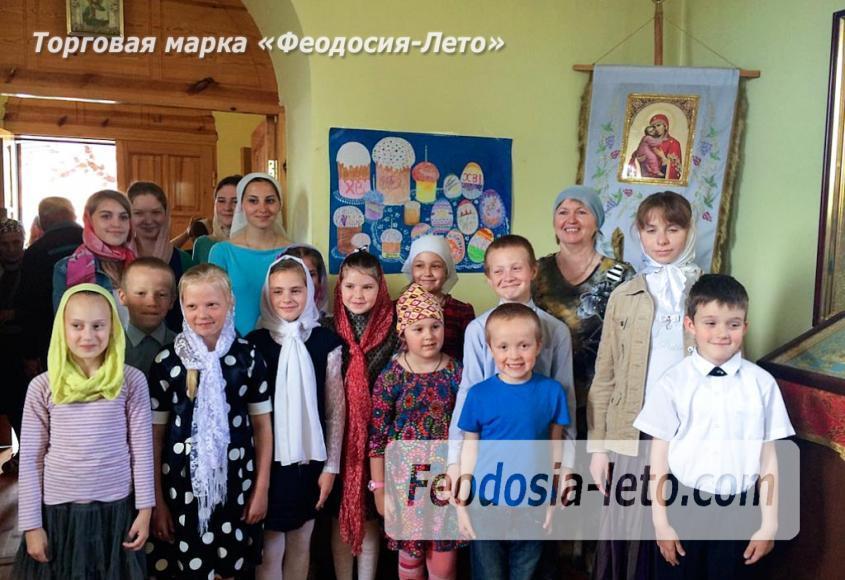 Храм Архистратига Михаила в Феодосии - фотография № 29