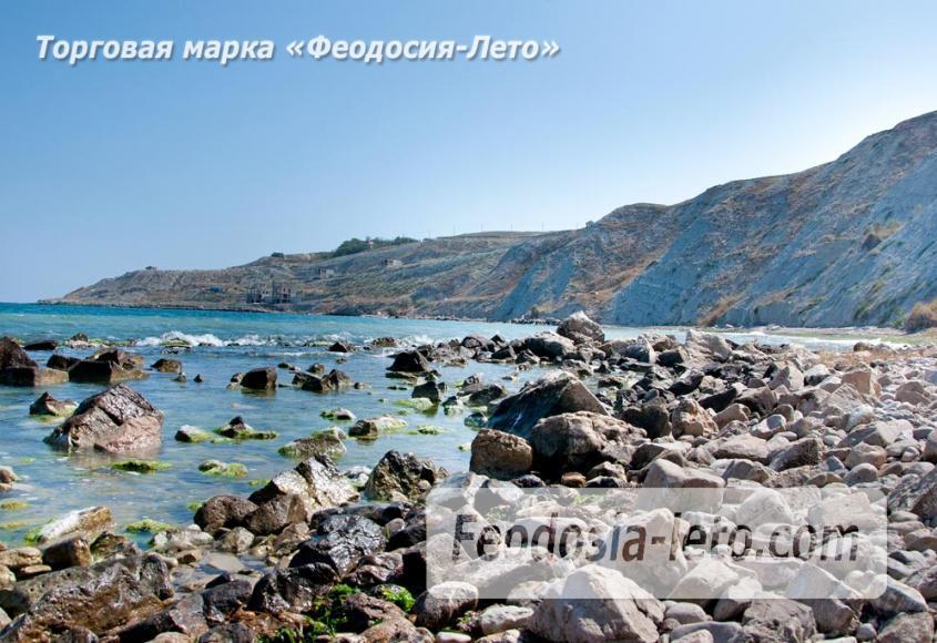Экскурсии в Феодосии. Маяк и бухты - фотография № 27