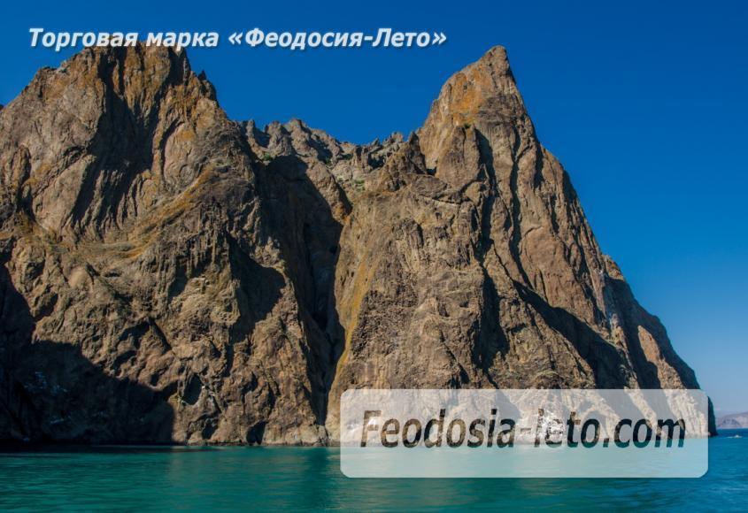 Морские экскурсии в Феодосии - фотография № 29