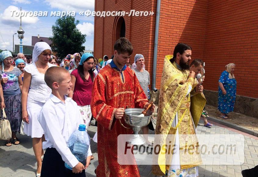 Храм Архистратига Михаила в Феодосии - фотография № 31