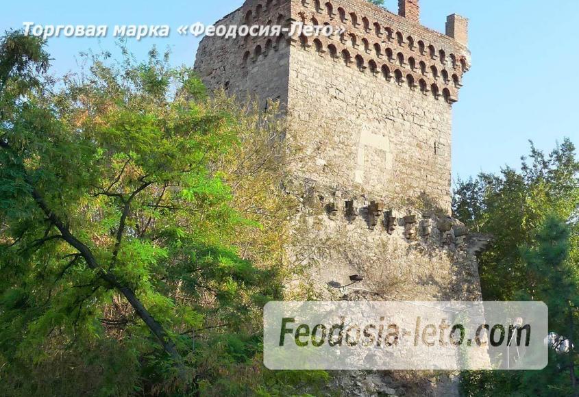 Башня Константина в Феодосии - фотография № 2