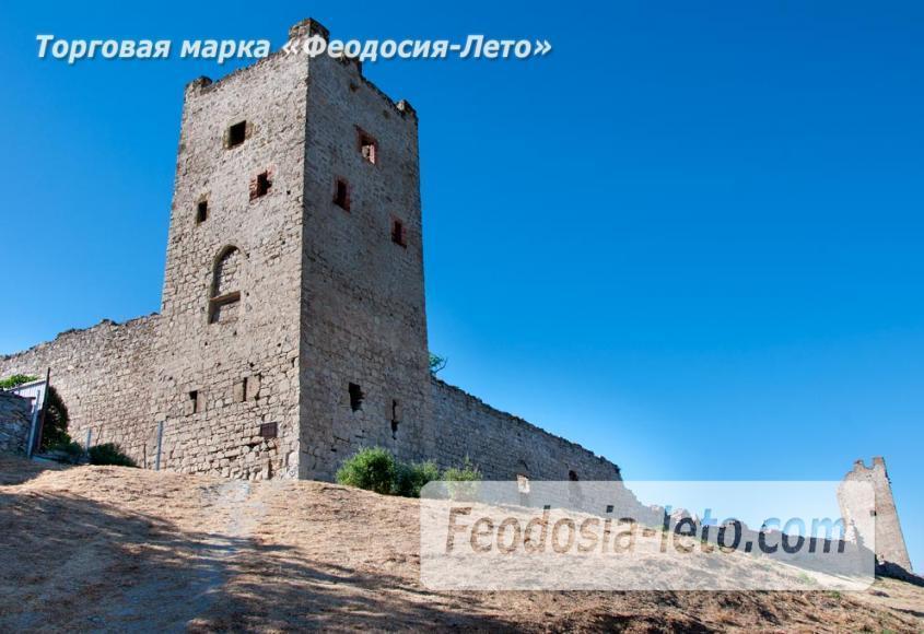 Экскурсия по Генуэзской крепости в г. Феодосия - фотография № 2