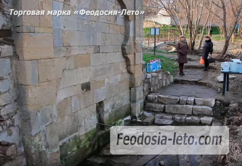 Минеральные источники Феодосии - фотография № 2