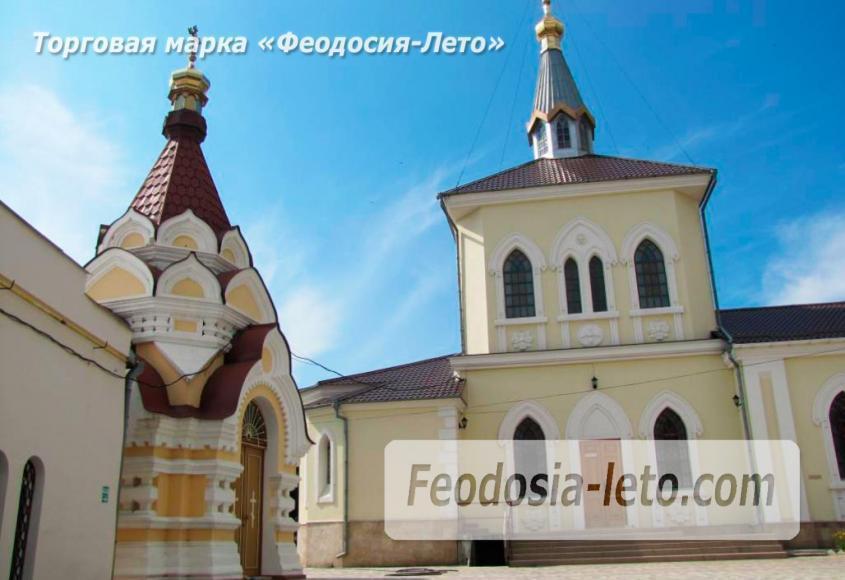 Церковь Всех Святых в Феодосии - фотография № 2