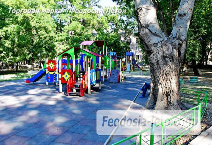 Парки Феодосии - Морсад - фотография № 2