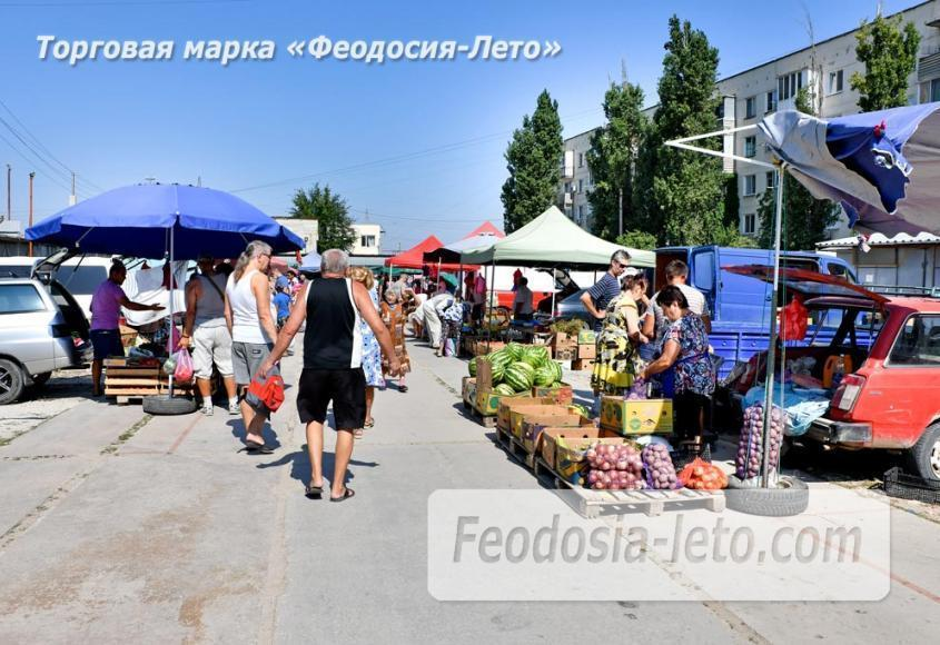 Полтавский рынок в г. Феодосия - фотография № 2