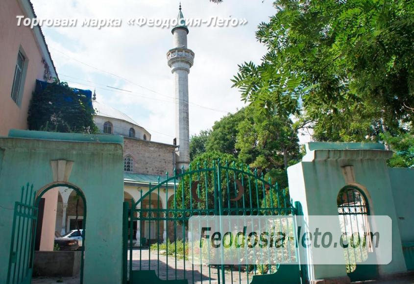 Мечеть Муфти-Джами в Феодосии - фотография № 2