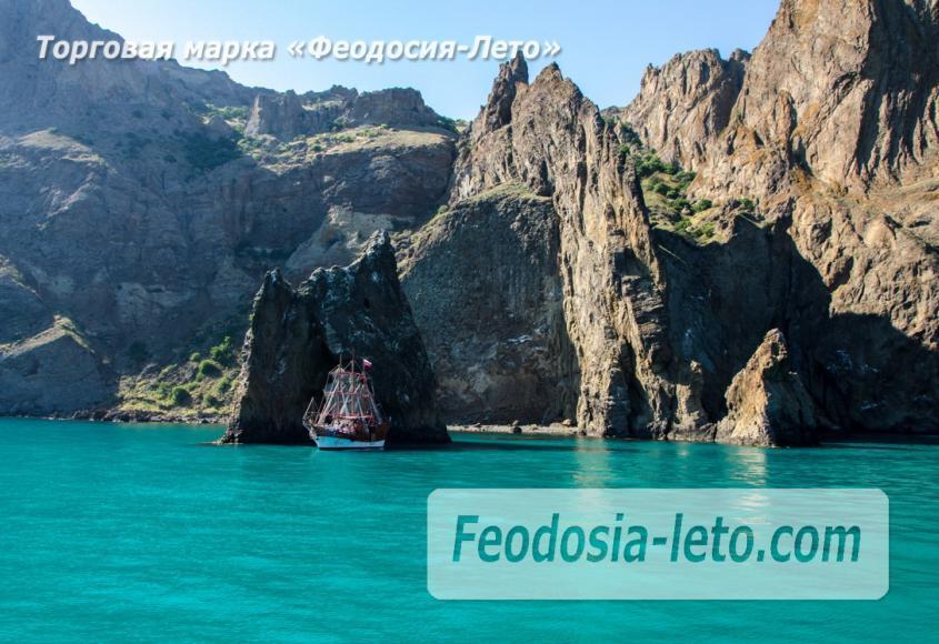 Морские экскурсии в Феодосии - фотография № 33