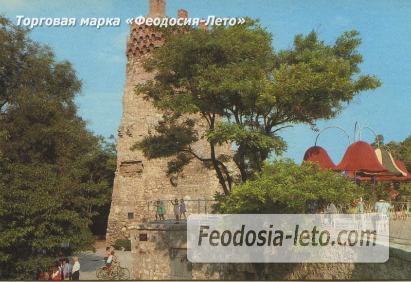 Башня Константина в Феодосии - фотография № 3