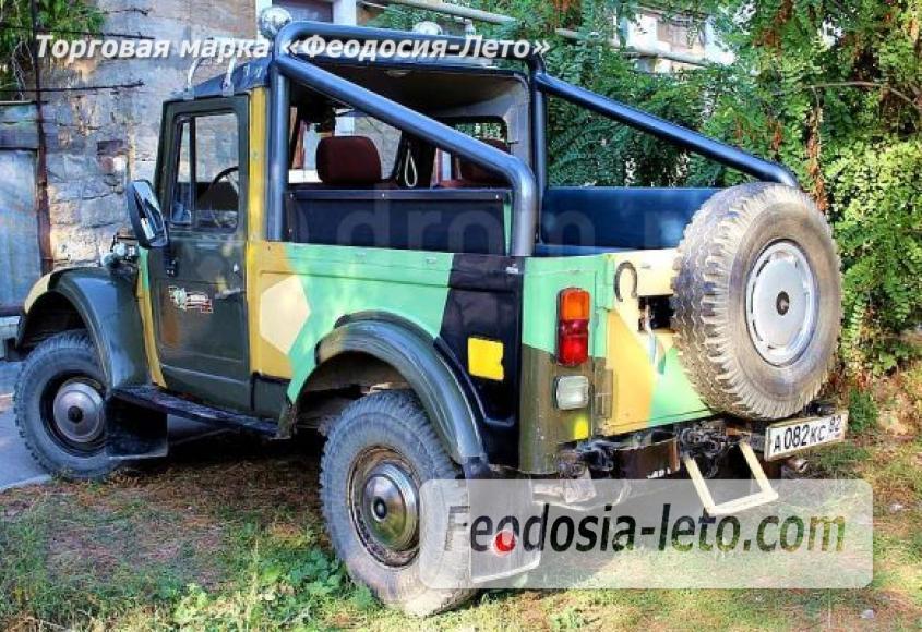 Индивидуальные экскурсии по Крыму из Феодосии на автомобиле - фотография № 8