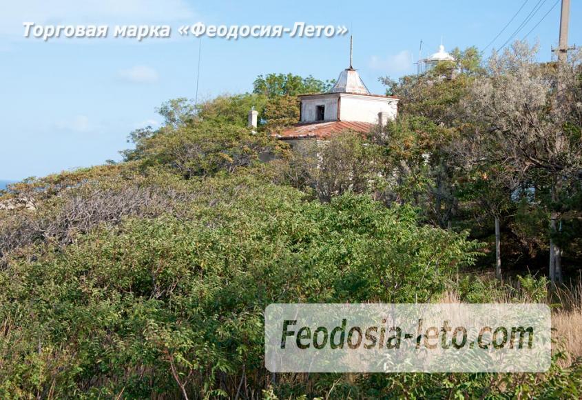 Экскурсии в Феодосии. Маяк и бухты - фотография № 3