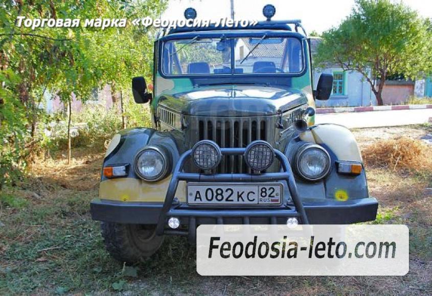Джипинг в Феодосии - фотография № 3