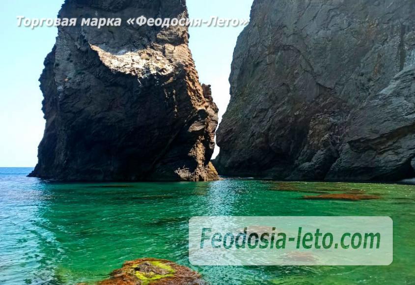 Морские прогулки из Феодосии - фотография № 4