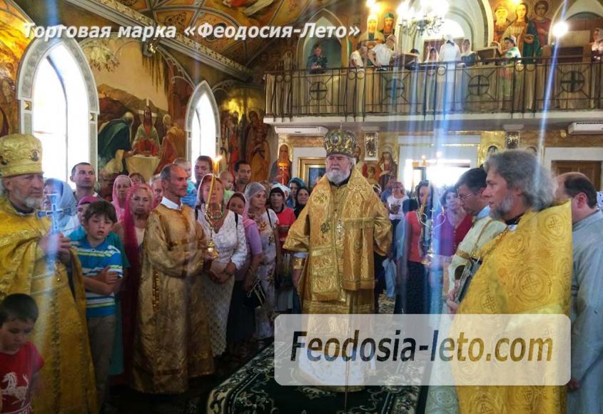 Церковь Всех Святых в Феодосии - фотография № 3