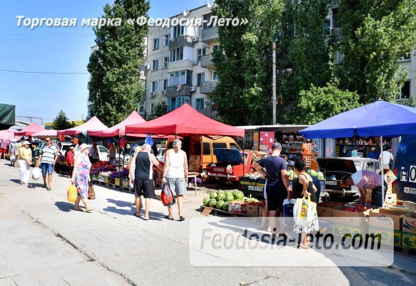 Полтавский рынок в г. Феодосия - фотография № 3
