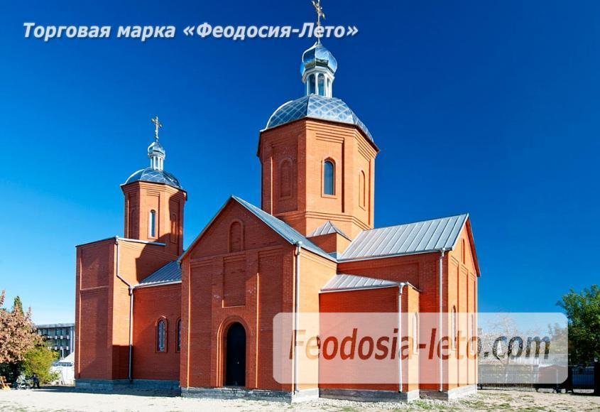 Храм Архистратига Михаила в Феодосии - фотография № 6