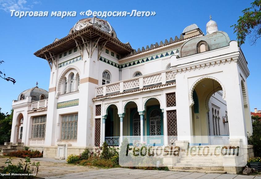 Дача Стамболи в Феодосии - фотография № 4