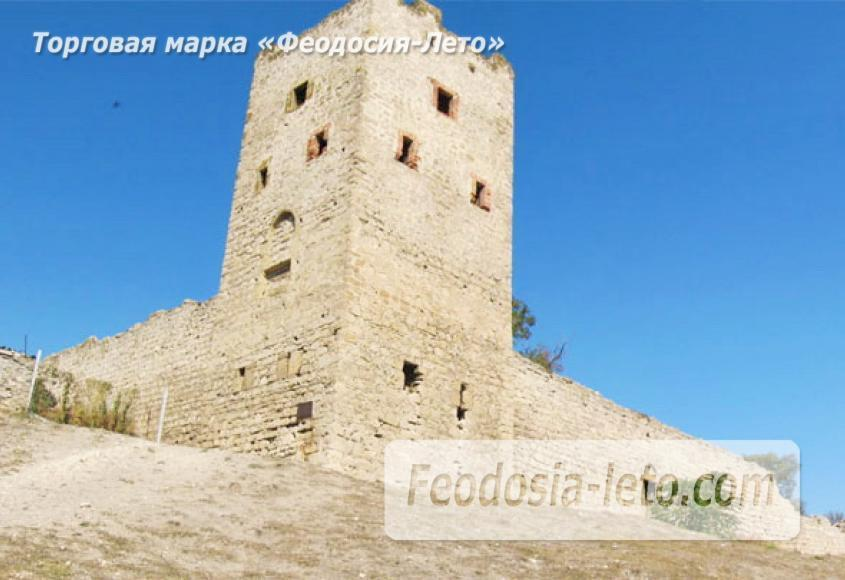Пешеходная обзорная экскурсия вдоль моря по городу Феодосия - фотография № 8