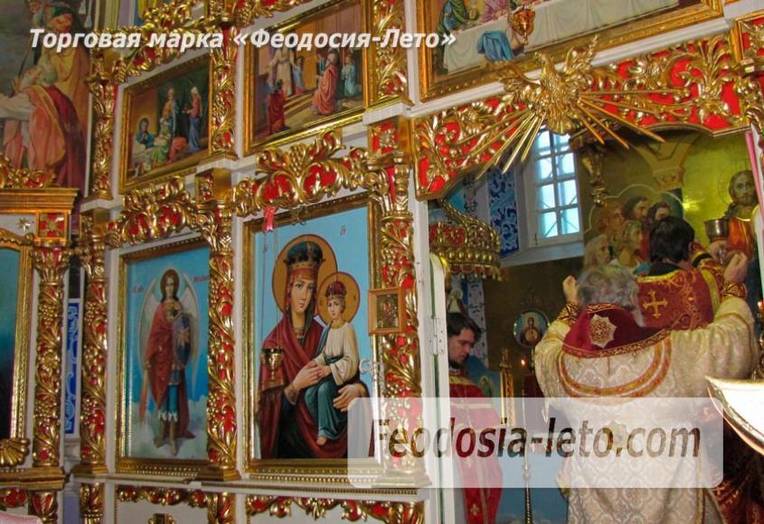 Храм Святой Екатерины в Феодосии - фотография № 4