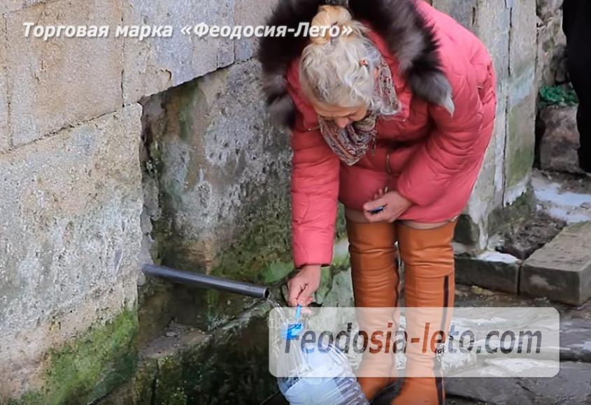 Минеральные источники Феодосии - фотография № 4