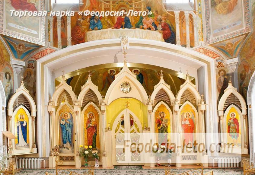 Церковь Всех Святых в Феодосии - фотография № 4