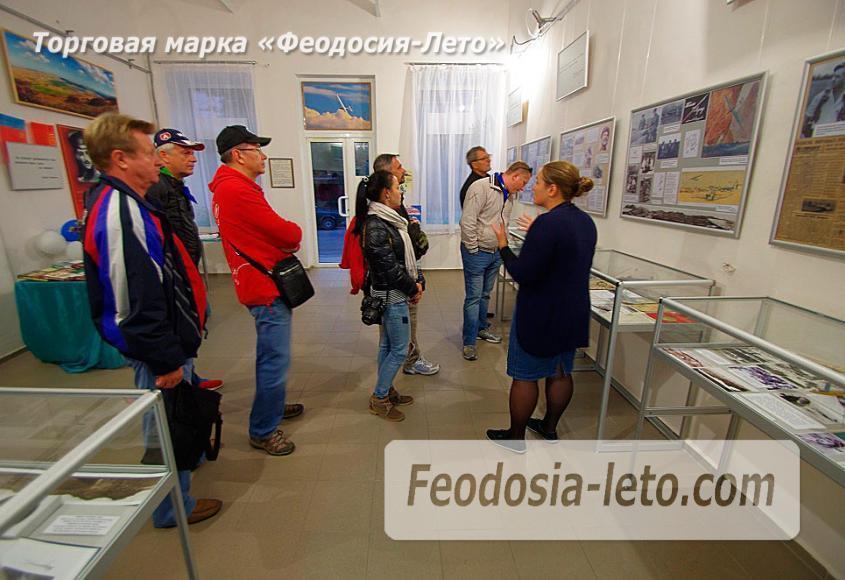 Феодосия музей Дельтапланеризма - фотография № 11