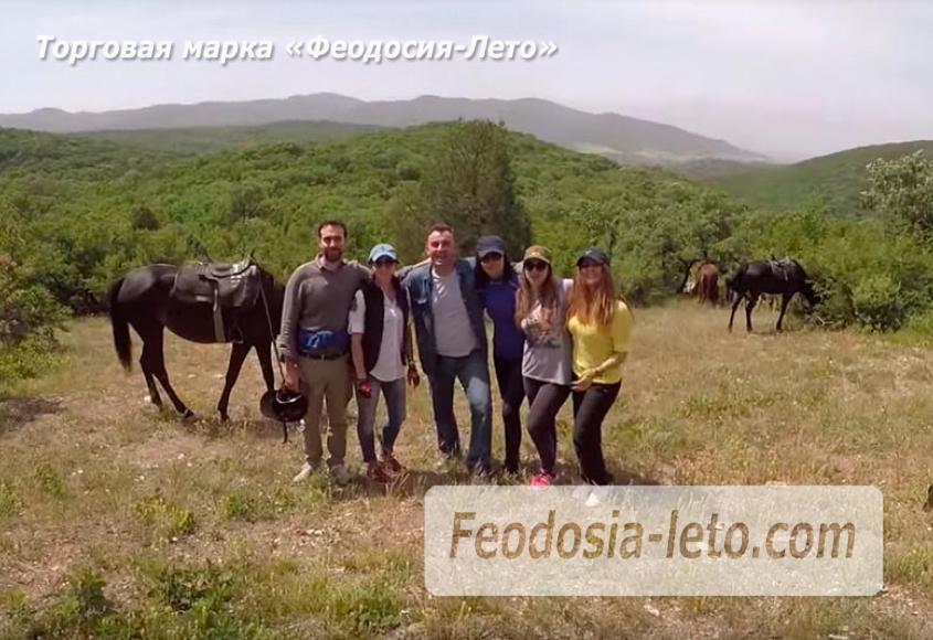 Конные прогулки в Феодосии - фотография № 10