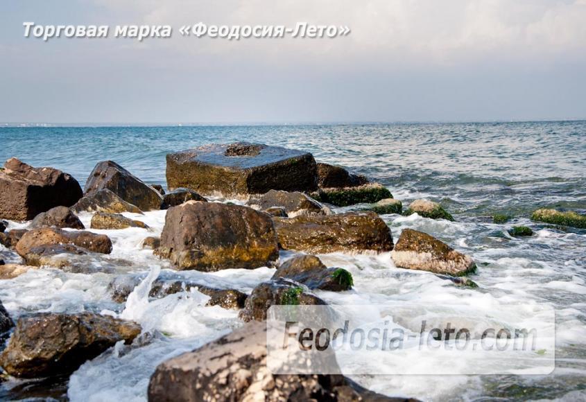 Экскурсии в Феодосии. Маяк и бухты - фотография № 5